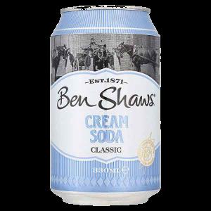 cream-soda-ben-shaws-330ml home delivery in barcelona