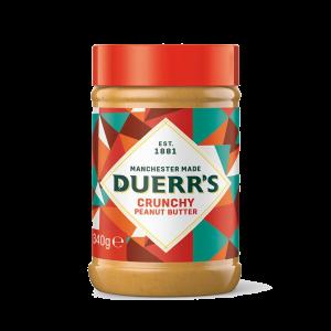 Duerrs Crunchy Peanut Butter