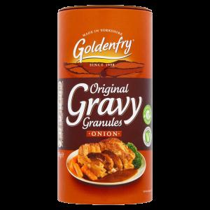 Goldenfry Onion Gravy Granules