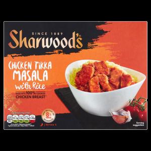Sharwoods Chicken Tikka Masala