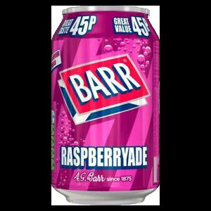 Barr – Raspberryade