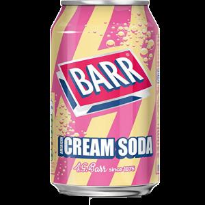 Barrs American Cream Soda