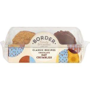 Border Chocolate Oat Crumbles