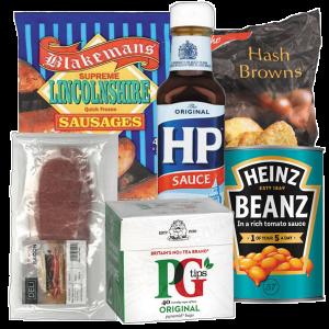 English Breakfast Meal Kits