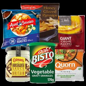 Veggie Roast Meal Kits