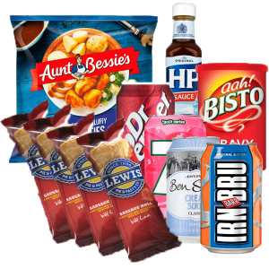 Sausage Roll Meal Kits