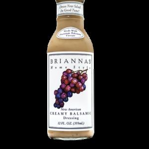 New Americana Balsamic Dressing 355 Ml. Briannas