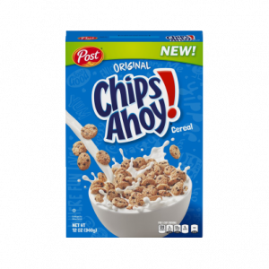 Chips Ahoy Cereal