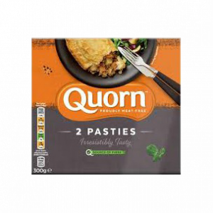 Quorn Meat Free Pasties 300g