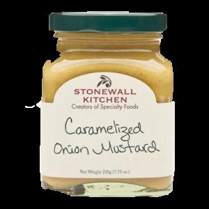Stonewall Kitchen Caramelized Onion Mustard 220 G.