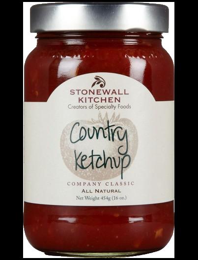 Stonewall Kitchen Country Ketchup 454 G