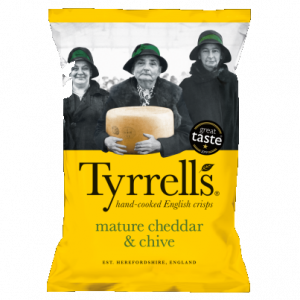Tyrrell's Cheddar & Chives